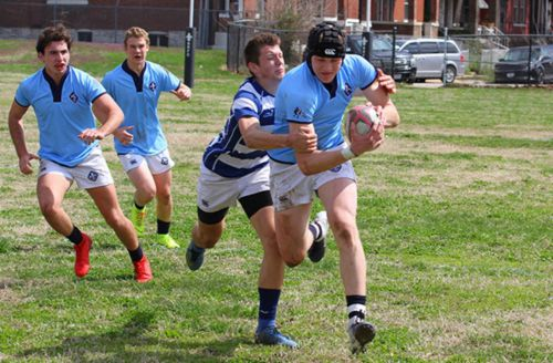 On the road: Rugby beats Germantown, falls to Junior Blues