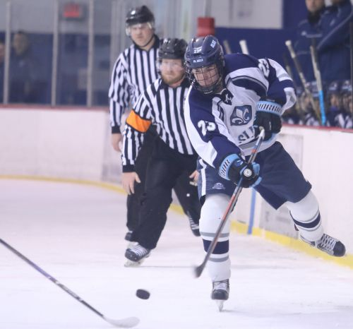 Hockey slips in loss to CBC and tie to Chaminade
