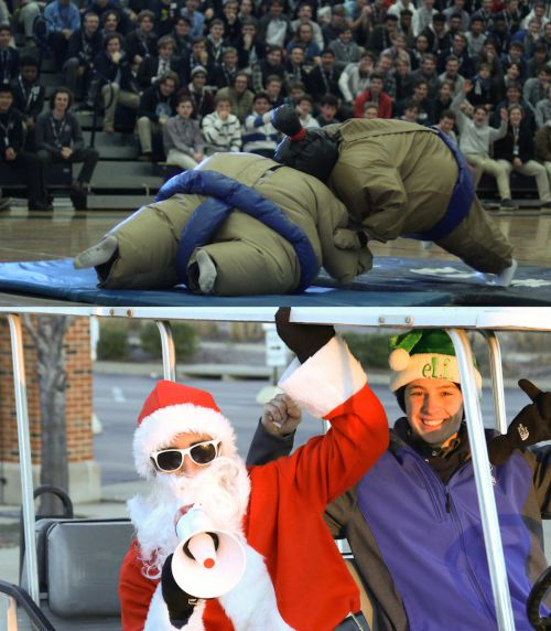 Christmas comes to SLUH; just open this link!