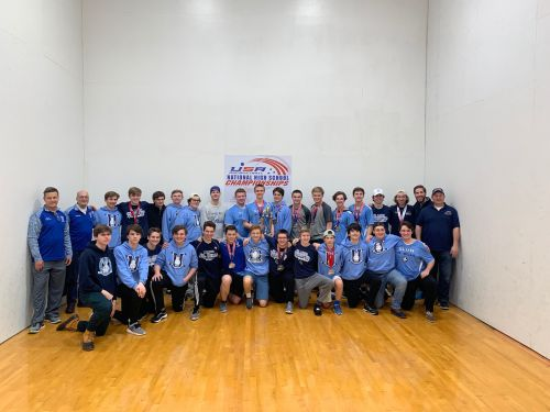 Racquetball conquers ninth straight National Championship